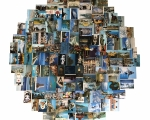 Blue Postcards 2018