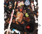 Paul Russo Black Abstract - Mr. Digilio copy