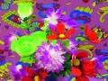 flowerspurgreenred