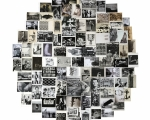 Black & White Postcards 2018