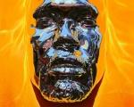 Kip-Omolade-Luxury-Graffiti-Self-Portrait-COVID-19