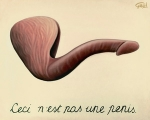 Magritte Dick