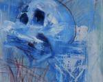 Blue Skull 300